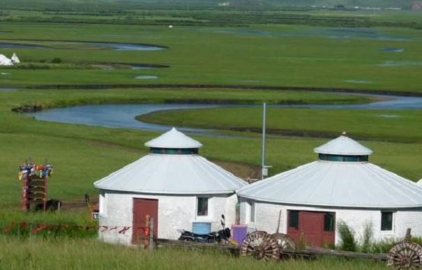 如何区分蒙古蒙古包和哈萨克毛毡包?