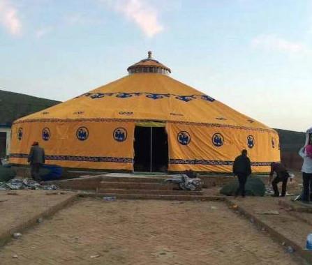 内蒙蒙古包为什么被称作蒙古包?