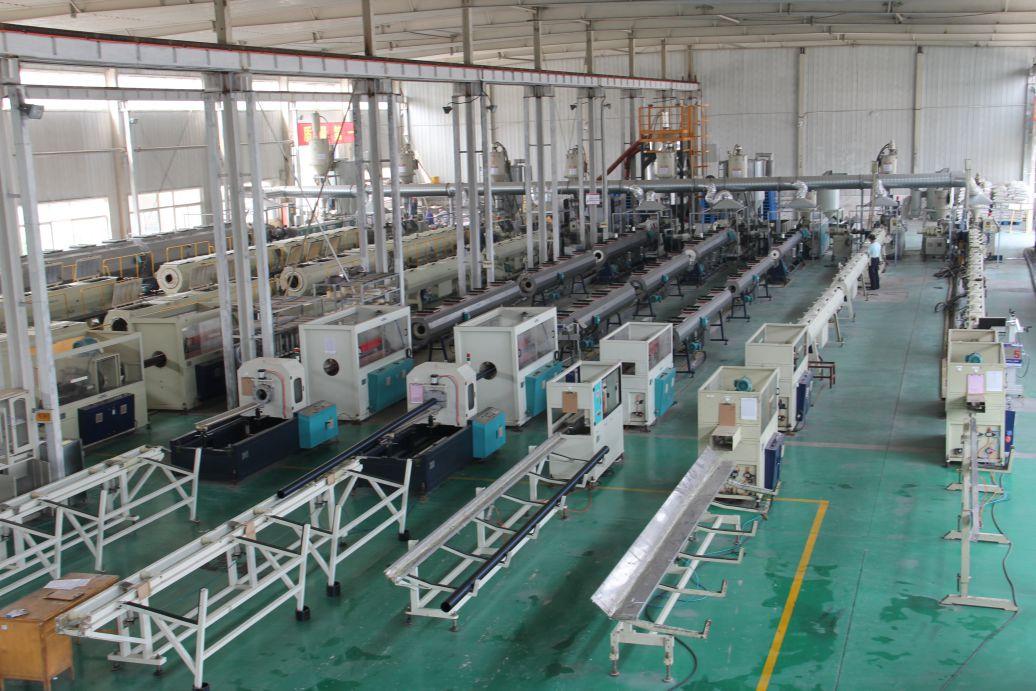 厂房设备流水线