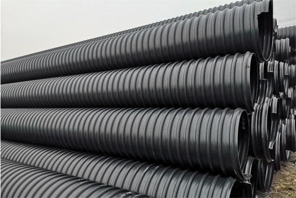 西藏钢带增强聚乙烯螺旋波纹管