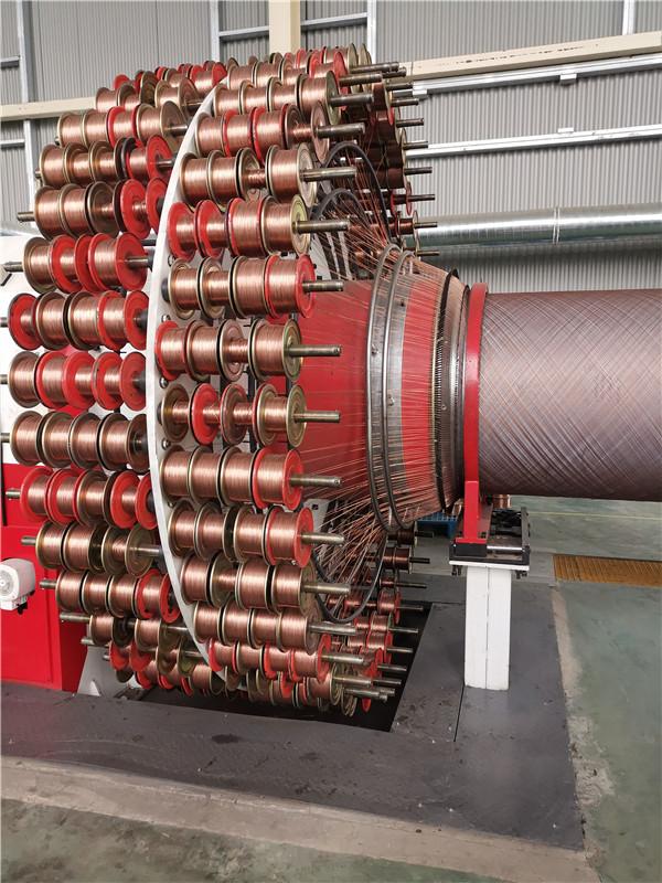 西藏PE钢丝网增强聚乙烯复合管