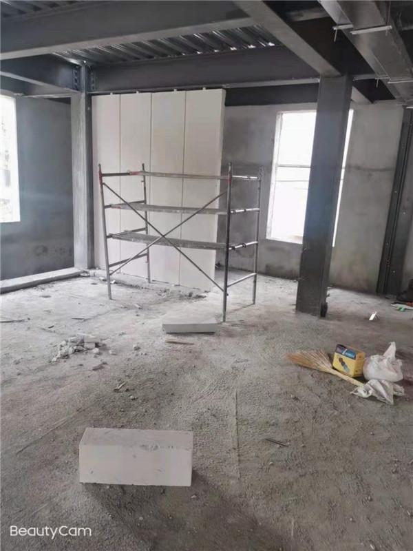 西安ALC砂加气隔墙板