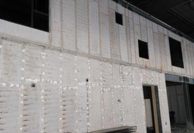 西安市众创示范街区改造工程A区-西安硅钙板