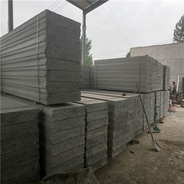 硅钙隔墙板安装