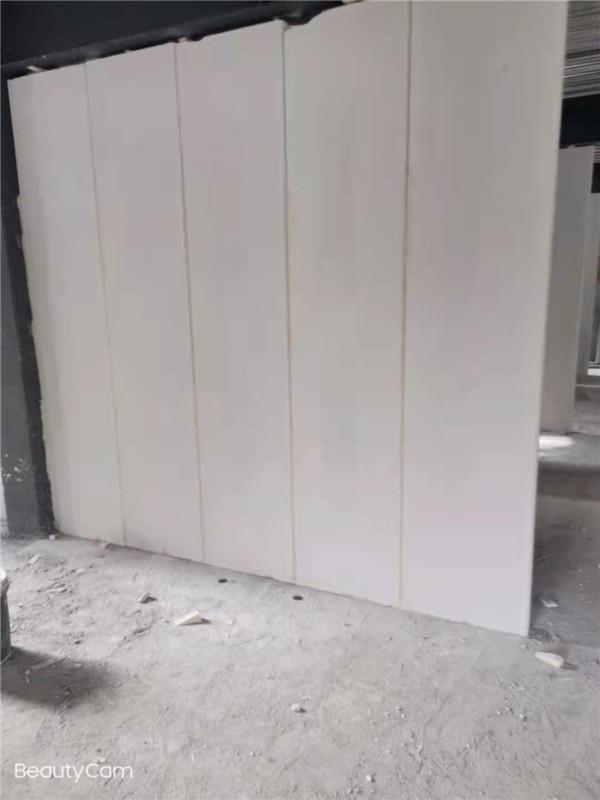西安ALC砂加气隔墙板生产
