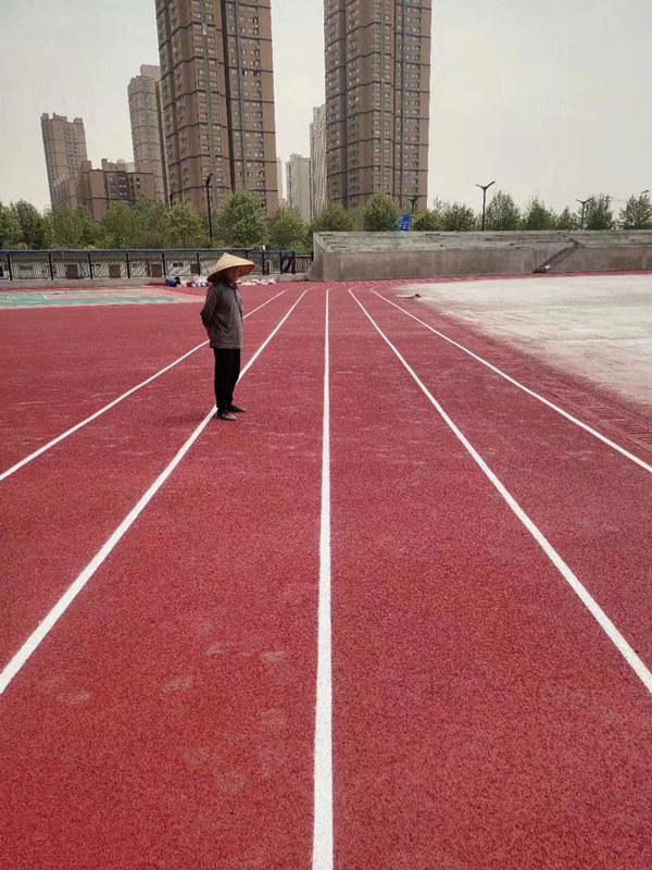 陕西塑胶跑道工程