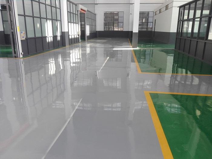 庆阳环氧树脂防静电地坪厂家