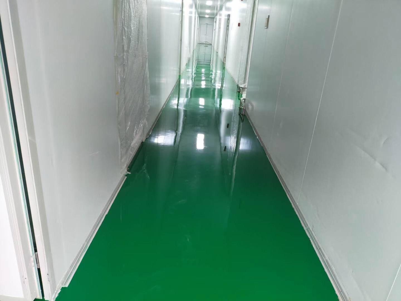 庆阳环氧树脂防静电地坪工程