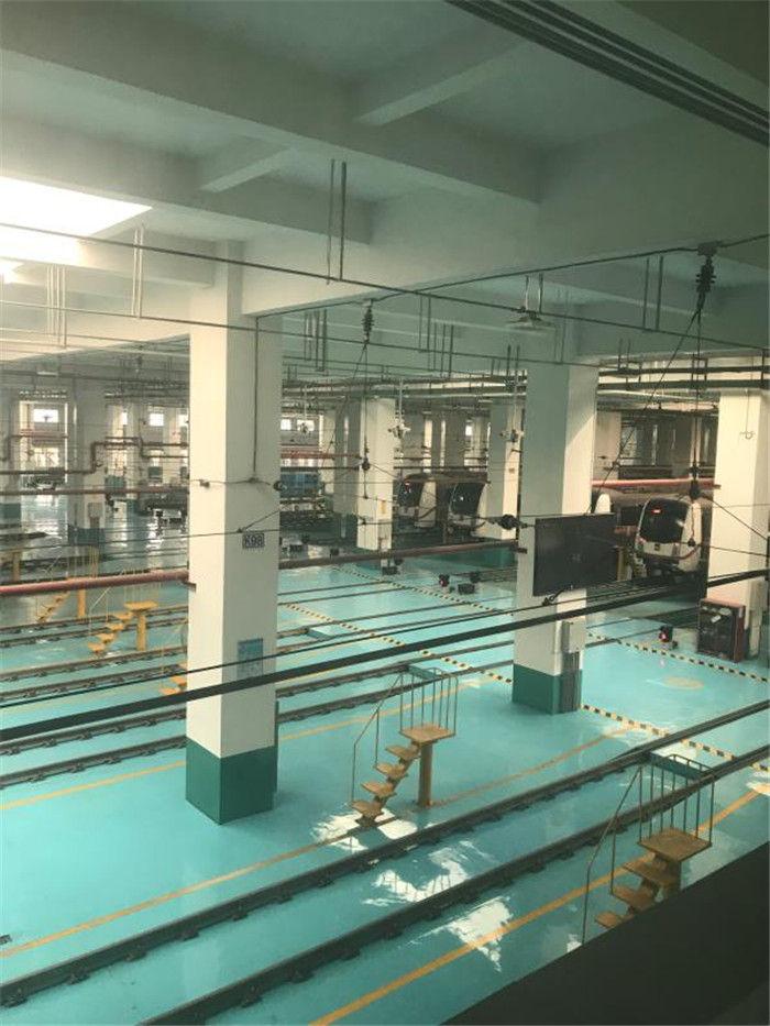 陕西环氧地坪厂施工