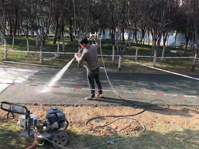 庆阳露骨透水混凝土厂家