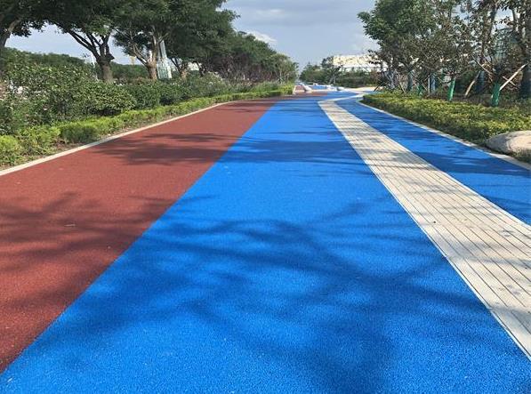 彩色透水混凝土有哪些施工方案?陕西透水混凝土公司给我们具体的详解?