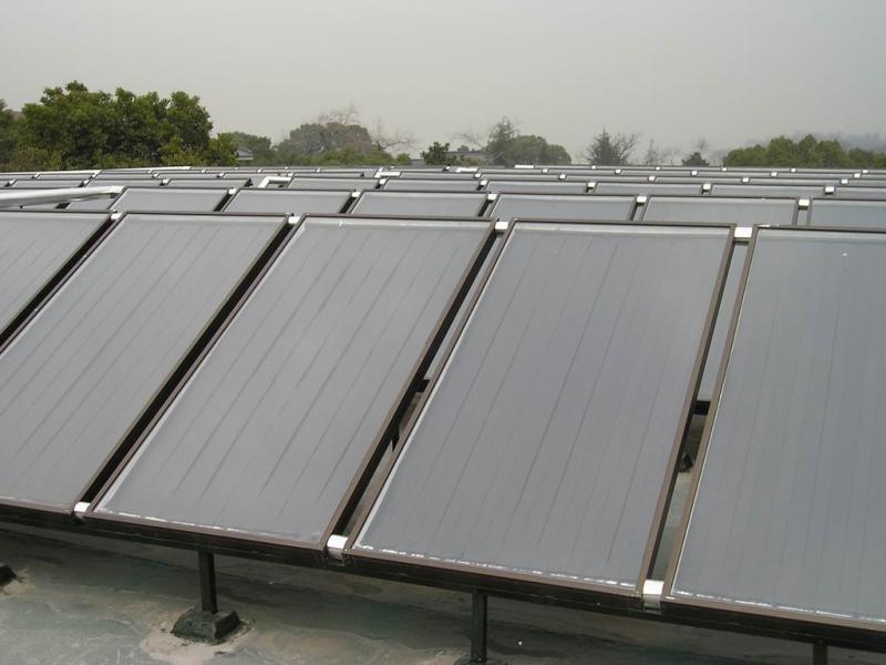 空调太阳能—Vitosol 100-T