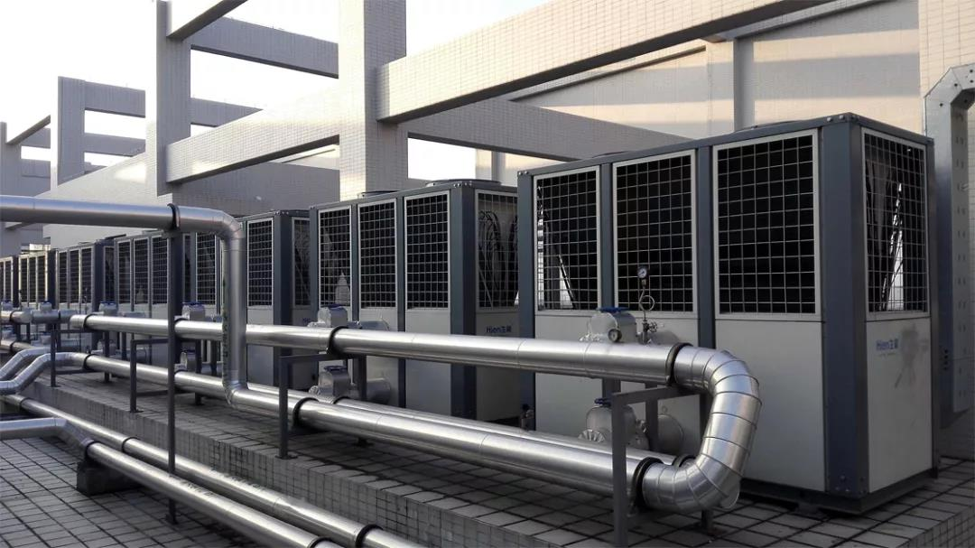 空气源热泵安装有哪些注意事项呢