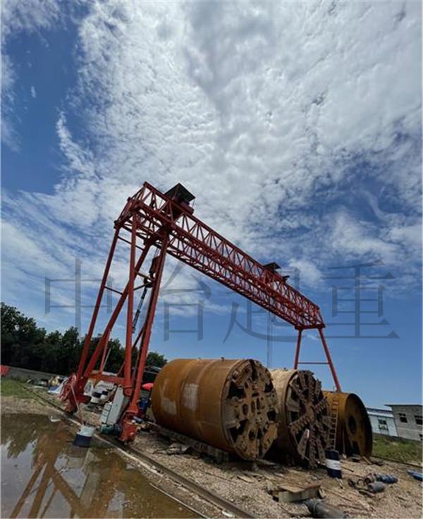 100:20吨提梁机龙门吊
