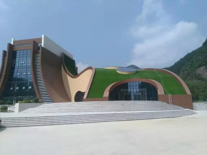 关山牧场游客服务中心