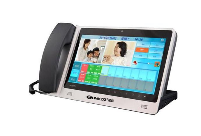 张家口医护对讲系统 家属探视呼叫医护对讲系统