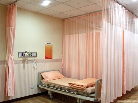 张家口隔帘手术室ICU病房专用 病房轨道隔帘