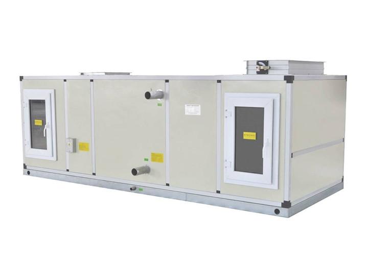 张家口洁净室净化空调机组 组合式空气处理机组
