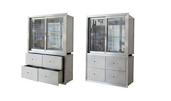 张家口医疗器械柜厂家批发 不锈钢材质