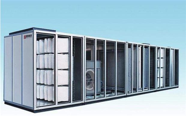 组合式空气处理机组 净化空调机组厂家安装