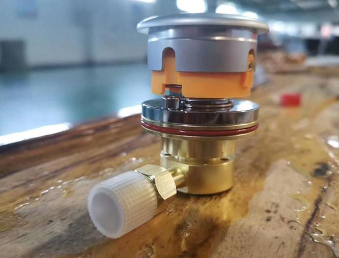 医用气体终端 中心供氧气终端系统安装