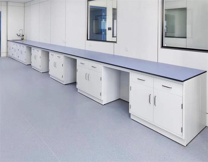张家口PCR实验室净化 环保净化实验室耐酸耐碱耐磨工作台