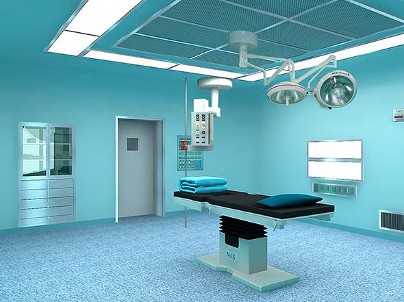 张家口手术室净化工程对于噪音的五个解决方法