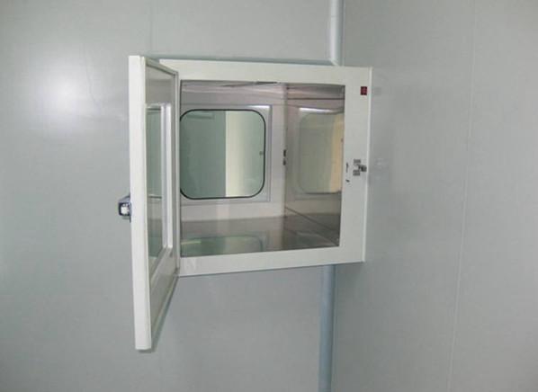 洁净手术室实验室传递窗的使用7个方法
