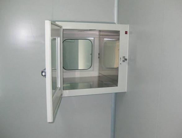 实验室净化为什么要安装传递窗?传递窗有什么作用?