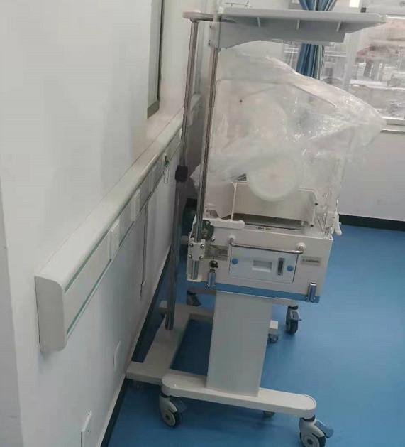 张家口市医院设备带安装施工图