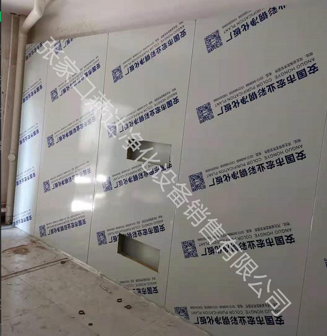 医院手术室净化工程施工图