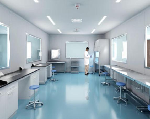 张家口医院实验室净化工程