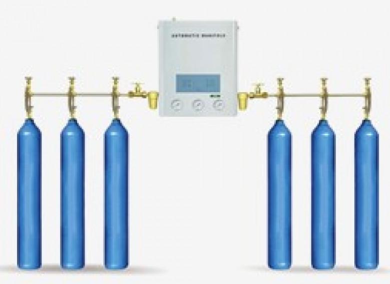 河北ICU中心供氧系统 气体汇流排