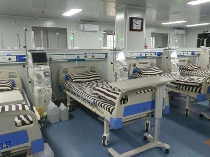张家口血液透析室 病房负压气体工程中心供氧系统