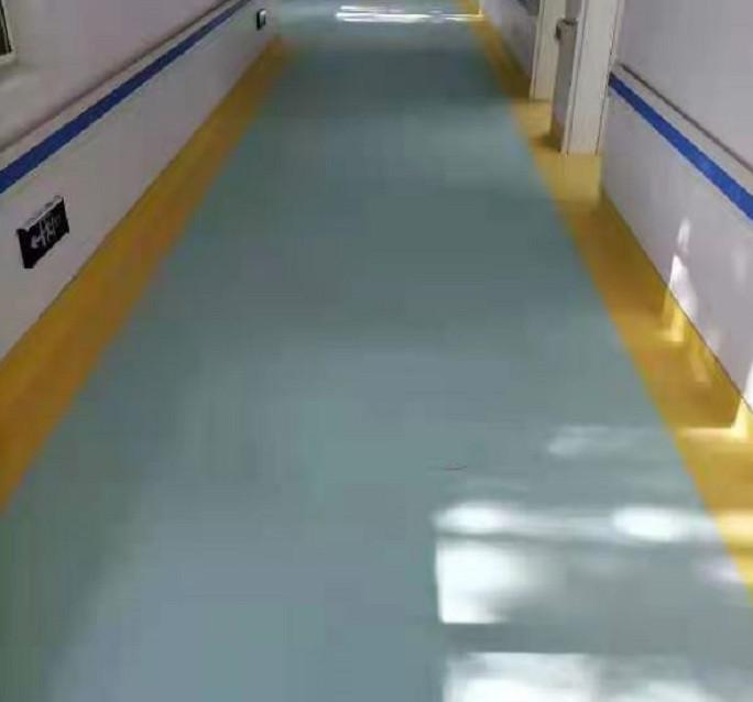 河北医用pvc地板 医用地板厂家安装