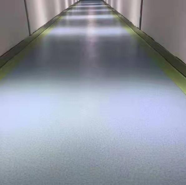 张家口医院PVC防静电地板 耐磨 抗压 防尘PVC塑胶地板施工