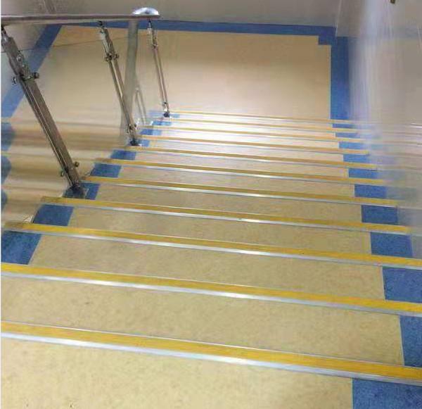 张家口某医院PVC地板项目