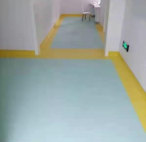 张家口pvc医用防静电地板 燕达净化生产厂家