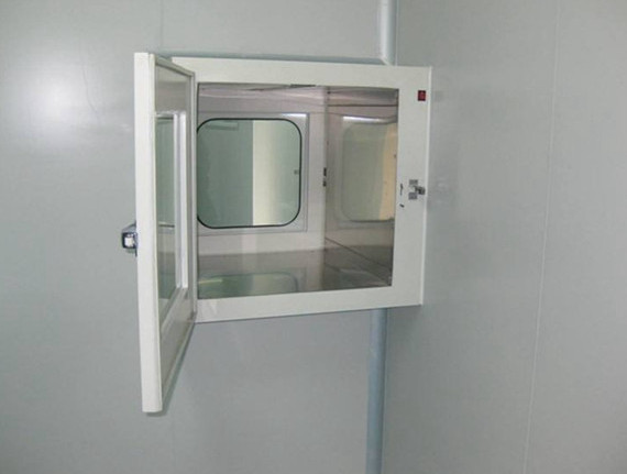 传输窗口有六种主要的净化项目