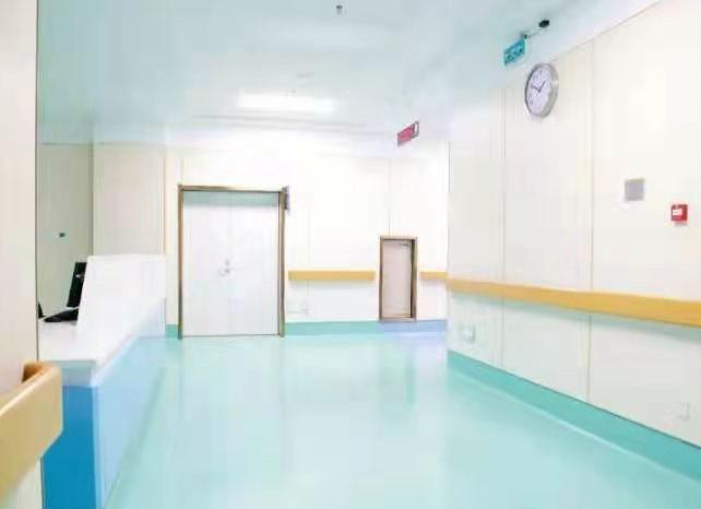 医用pvc地板日清洁保养的三个好处! 日常保养要注意的五点!