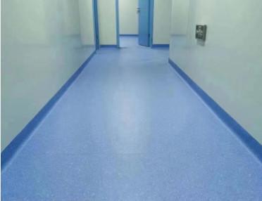 张家口pvc防静电胶地板铺装前要注意的五点!