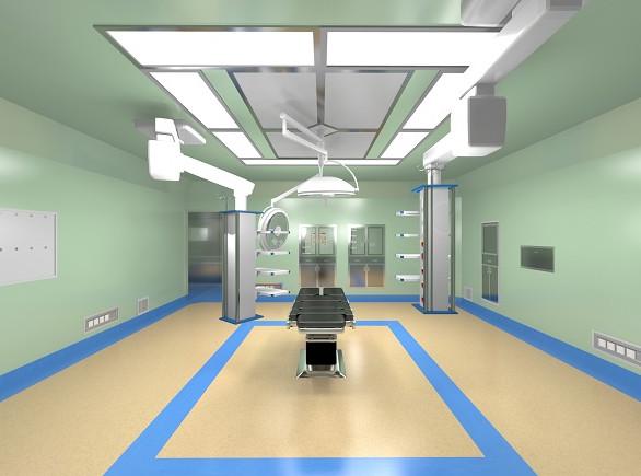 手术室做净化有什么特点?