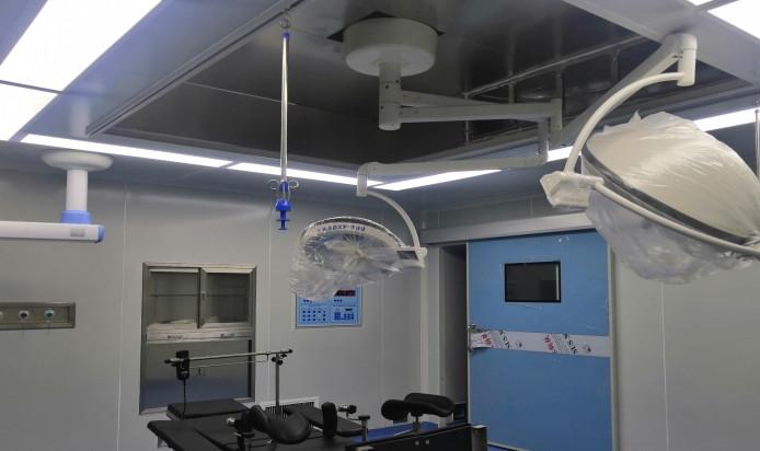 医用手术室净化控制的水准是什么?