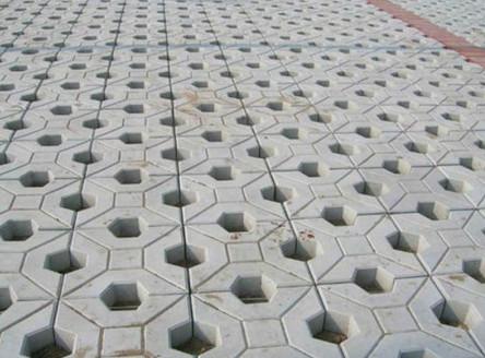 张家口植草砖 停车场草坪砖