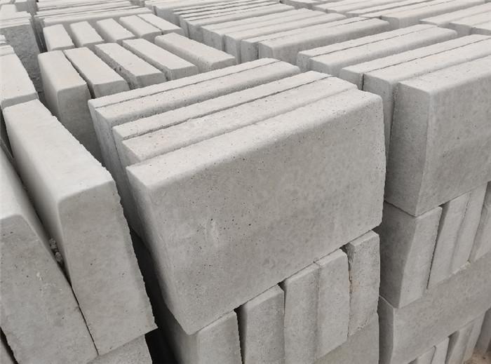 张家口水泥混凝土面包砖广场专用砖