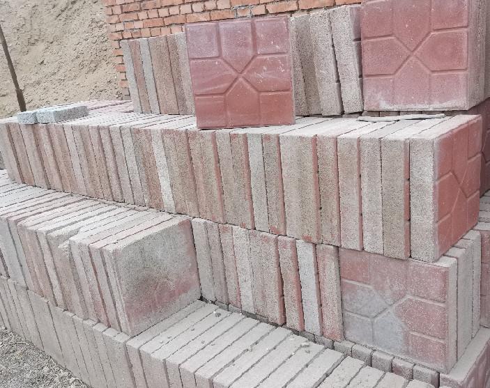 铺设便道砖的三种方法!便道砖铺块铺砌要注意这四点!