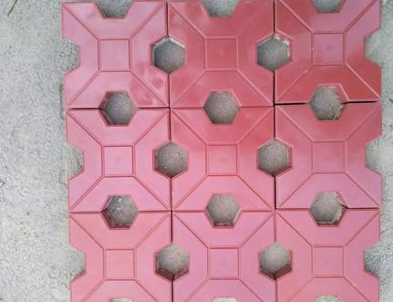 张家口植草砖有什么作用?植草砖下面可以铺什么?