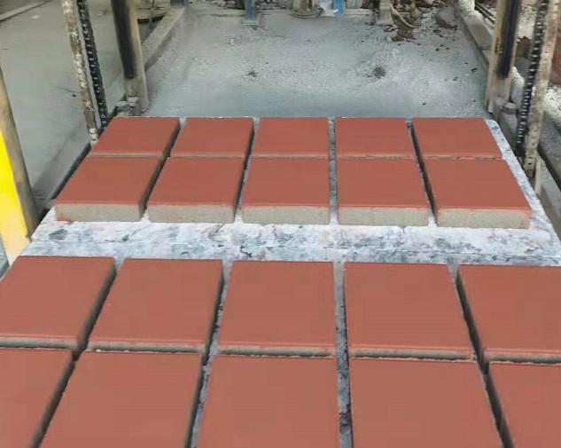 张家口红色面包砖透水砖生产厂家