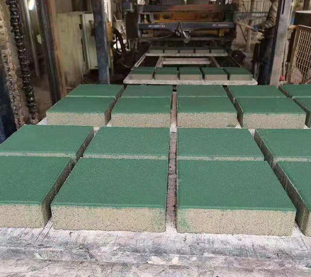 绿色面包砖 张家口厂家直销
