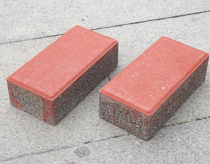 张家口面包砖铺设一平方需要多少块?